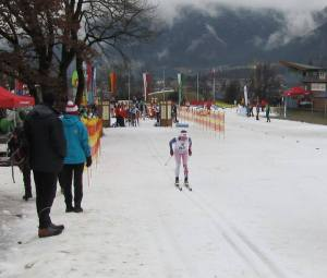 Me racing in Saalfelden